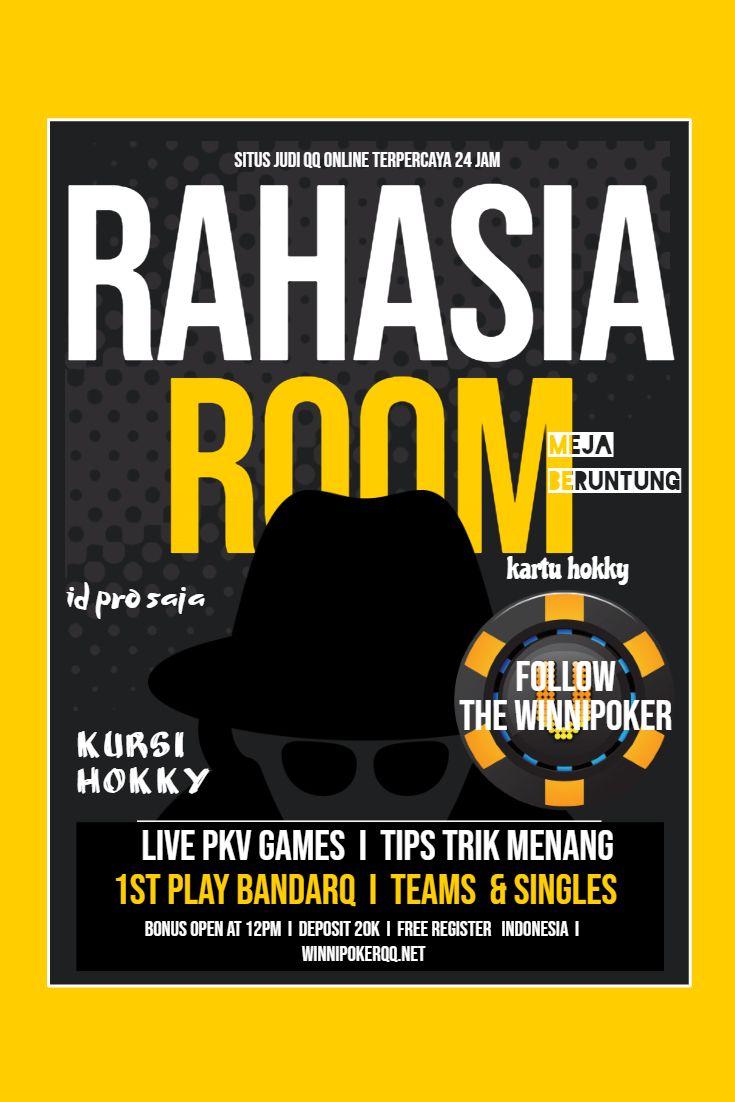 Panduan Bandarq Rahasia Room Pkv Games QQ Online 12 Jam