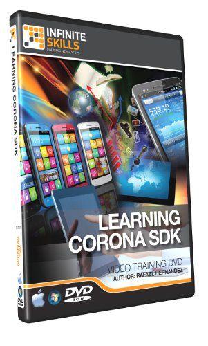 Learning Corona SDK App Development Training DVD