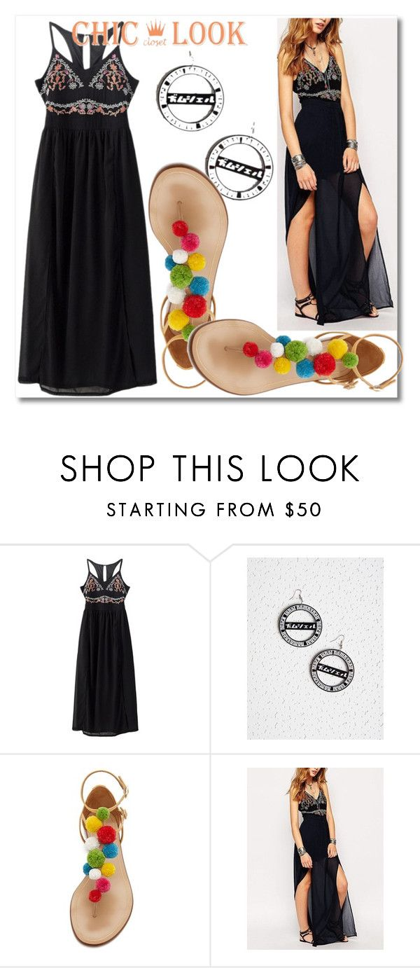"""43 chiclookcloset"" by fatimka-becirovic ❤ liked on Polyvore"
