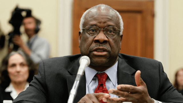 Female lawyer accuses Justice Clarence Thomas of groping