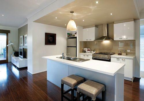 Burbank Homes - Lukin Kitchen | 101 - Kitchen Ideas | Pinterest