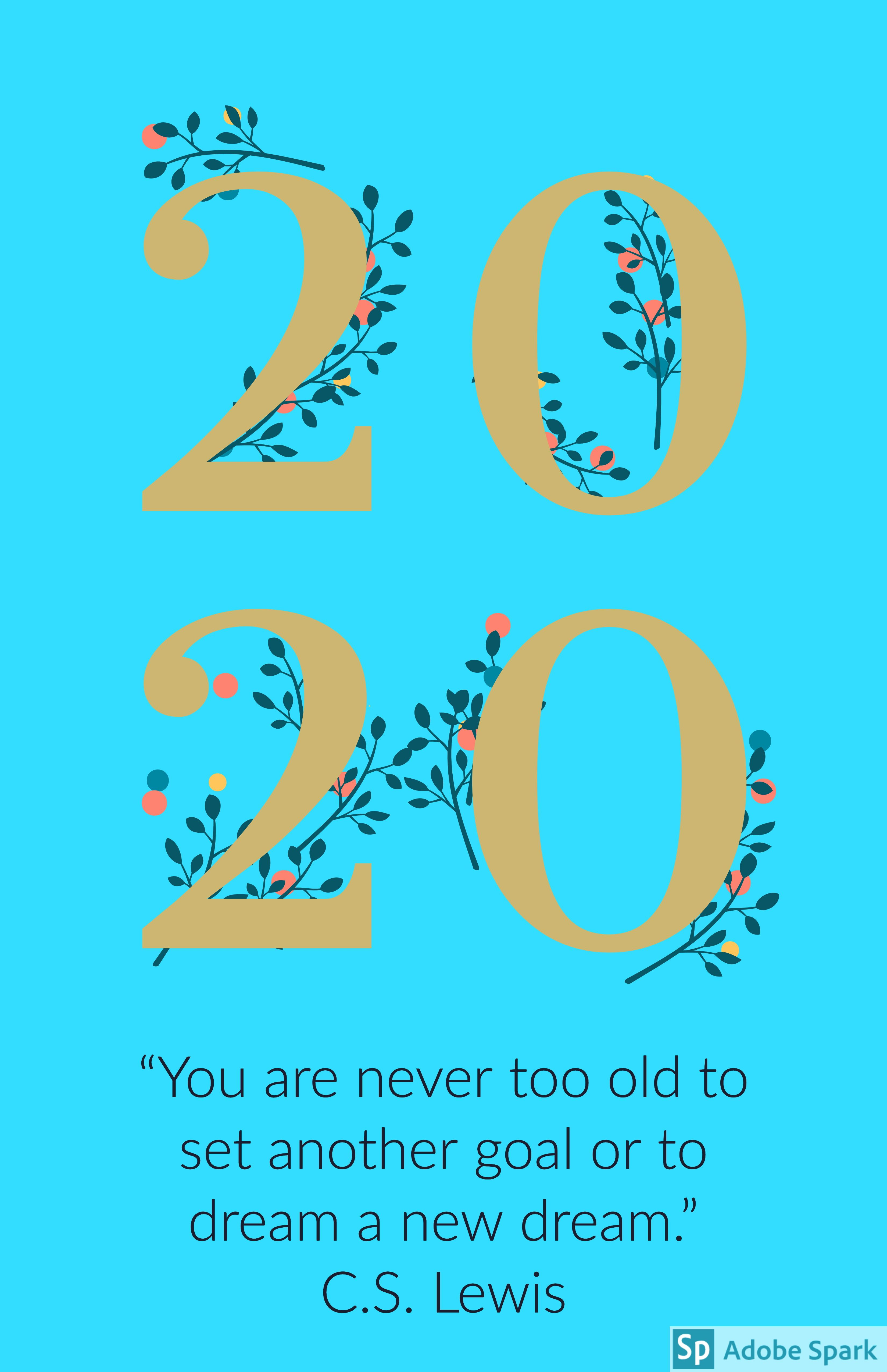 2020 Quotes Happy New Year! New Years Day. Resolutions
