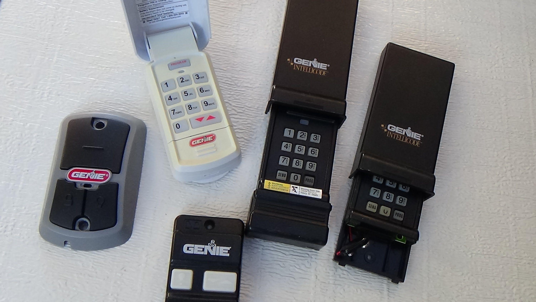 Genie Wireless Keypad InstructionsPDF,saveAll Models