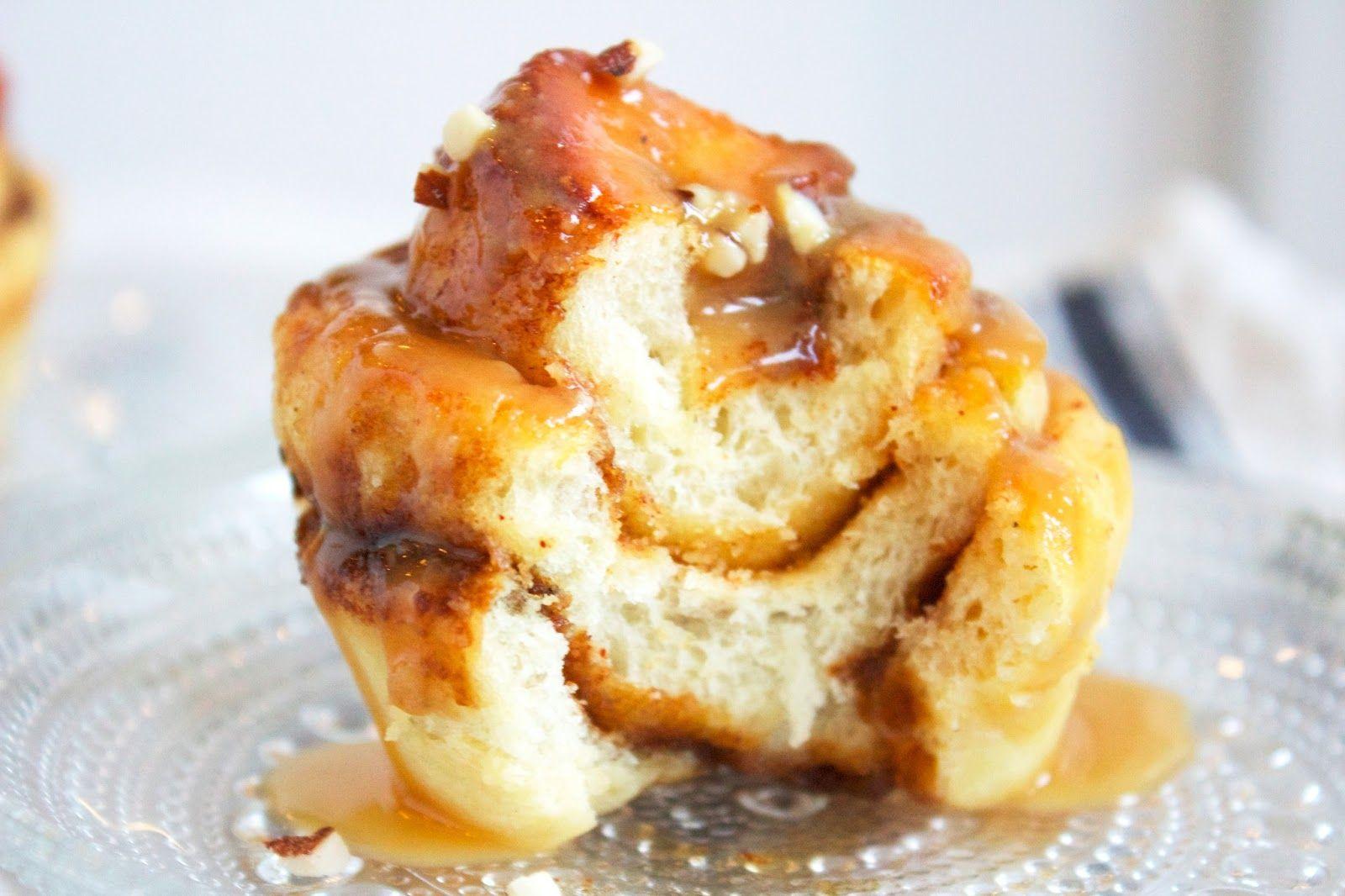 Yummy Baker: Parhaat kierrepullat