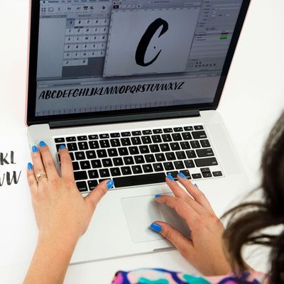 Design Your Own Font