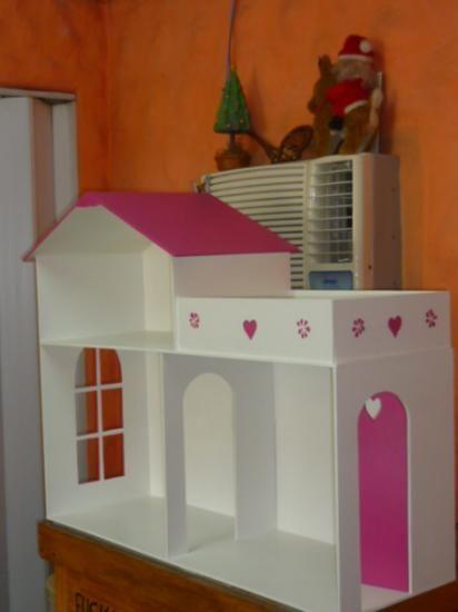 Casa Para Muñecas Fibrofacil Buscar Con Google Muebles Para Muñecas Decoración Del Hogar Muebles