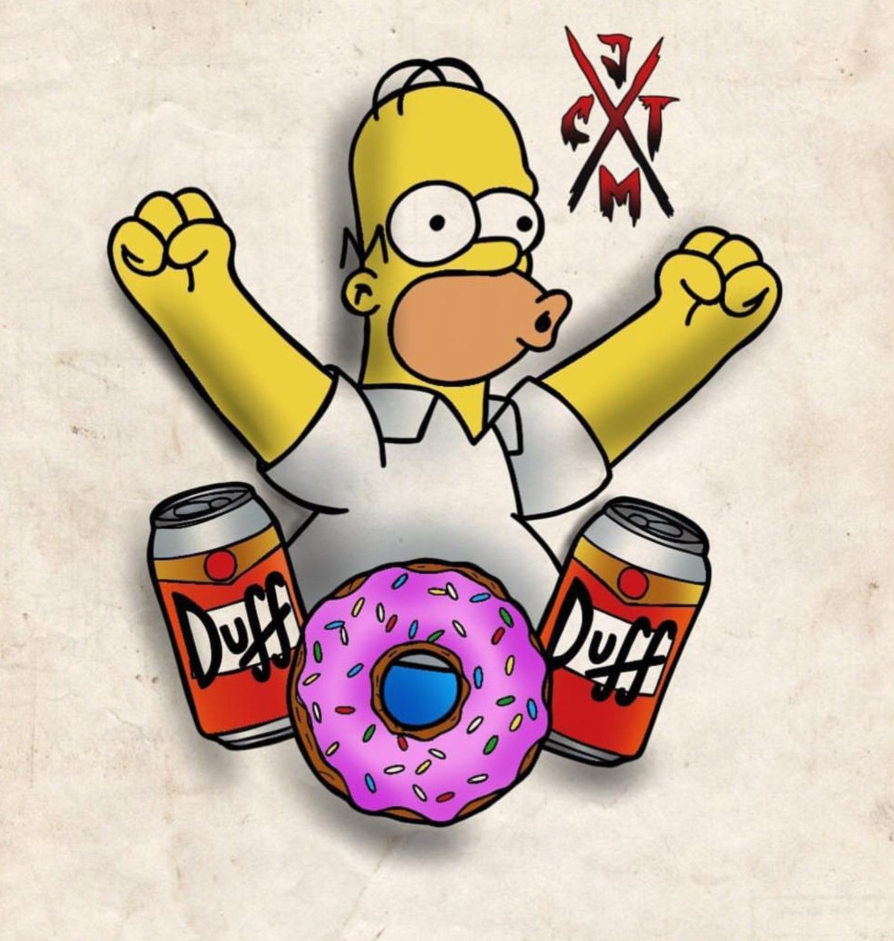 Homer, The Simpsons