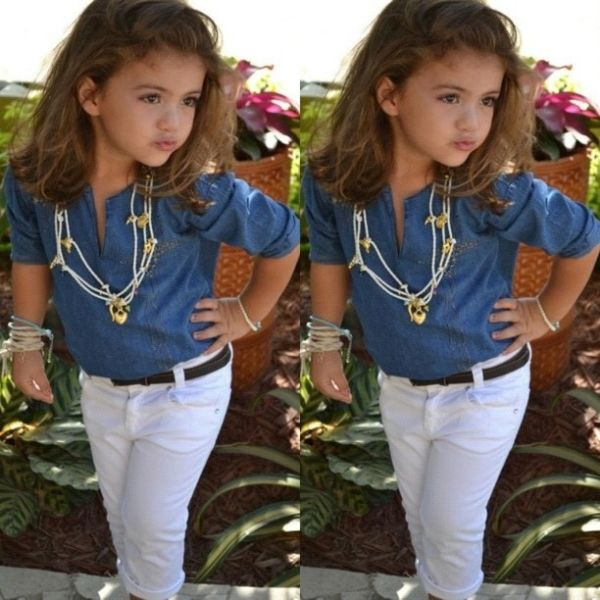 Toddler girl fashion outfits