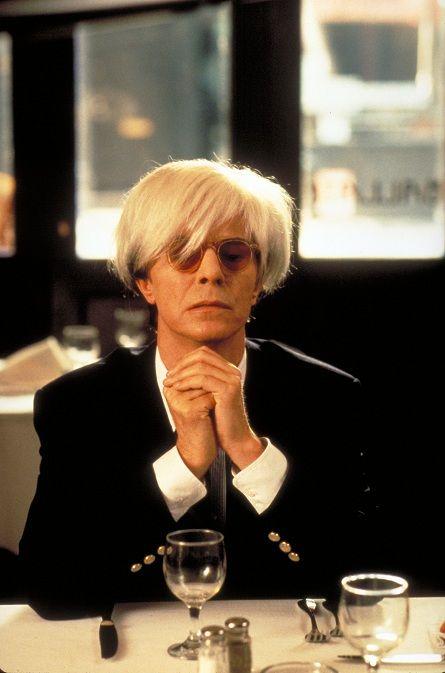 Bowie as Warholl   David bowie, Musica, Cine