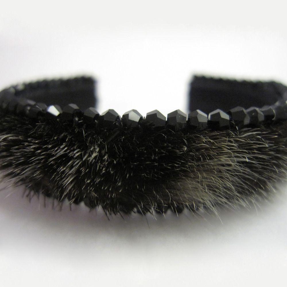 Raven's Wing Bracelet by Beyond Buckskin Boutique