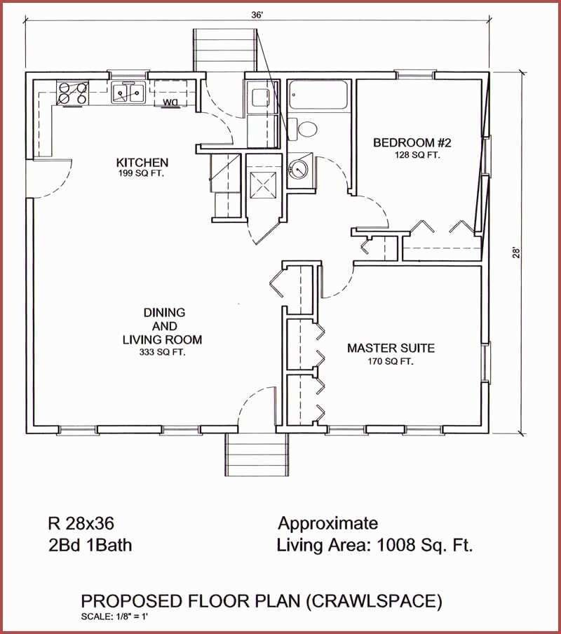 25 Beautiful 24×40 House Plans (With images ...