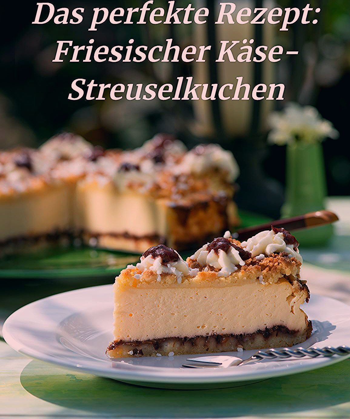 Photo of Friesischer Käse-Streuselkuchen