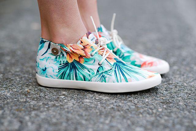 Zapatillas ss15 de Faguo  #promocionmoda #ss15 #look #faguo #zapatillas