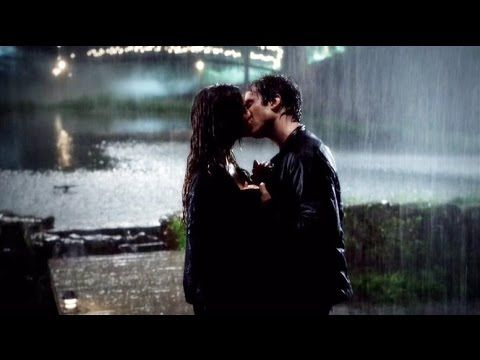 Damon Elena Rain Kiss Moment 6x07 Vostfr Youtube Manisha