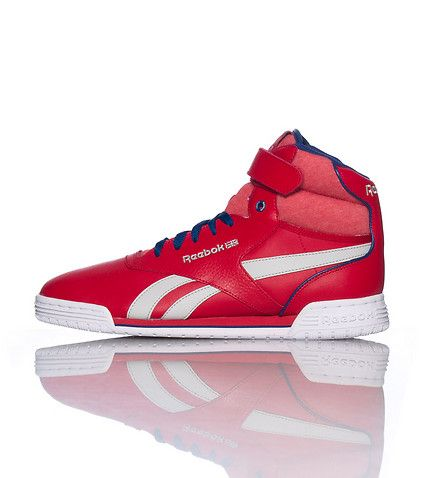 reebok exofit high-top sneaker