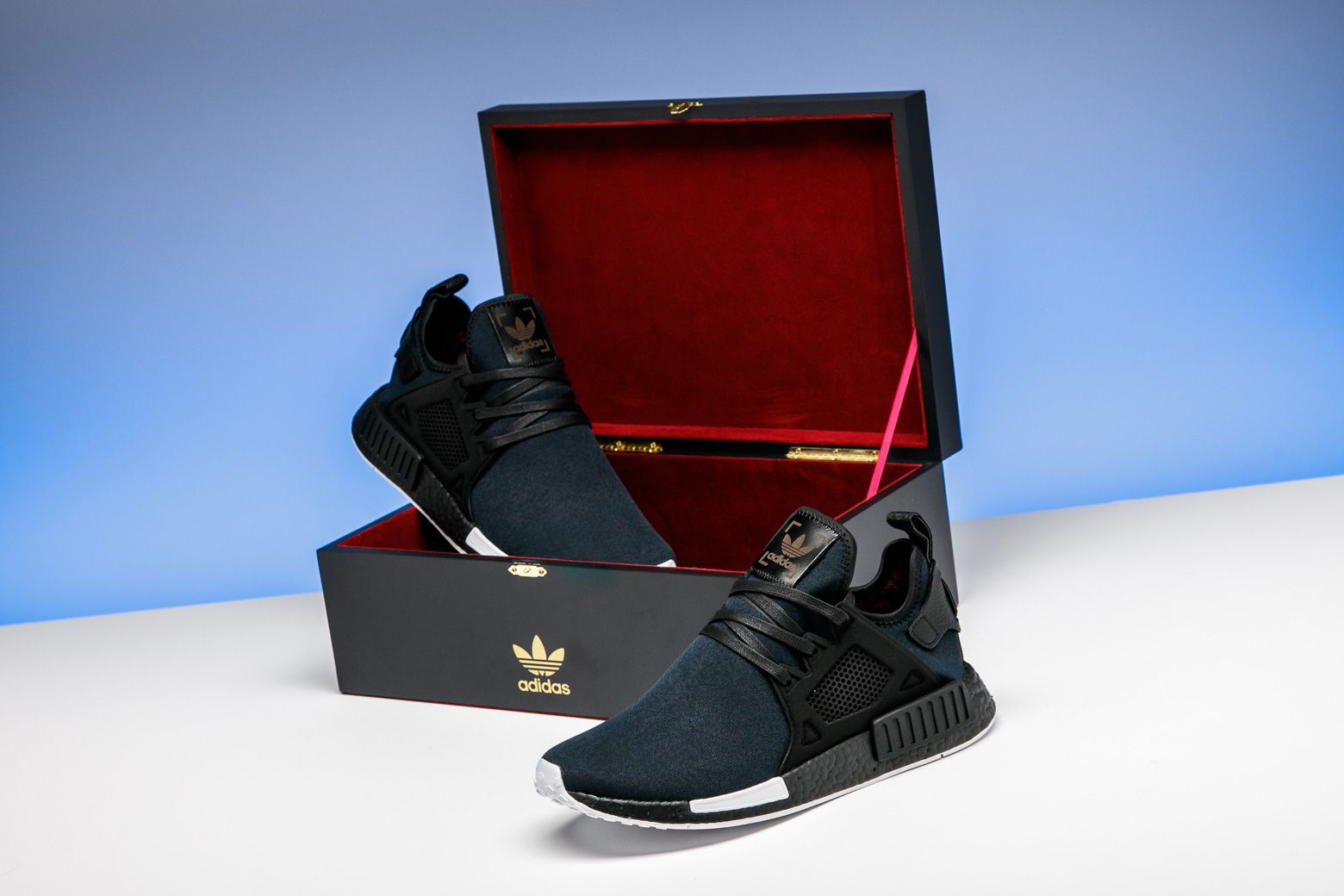 dc7b81882 UK retailer size  and historic tailor Henry Poole created this sick adidas  NMD XR1. Cop them early via SG.