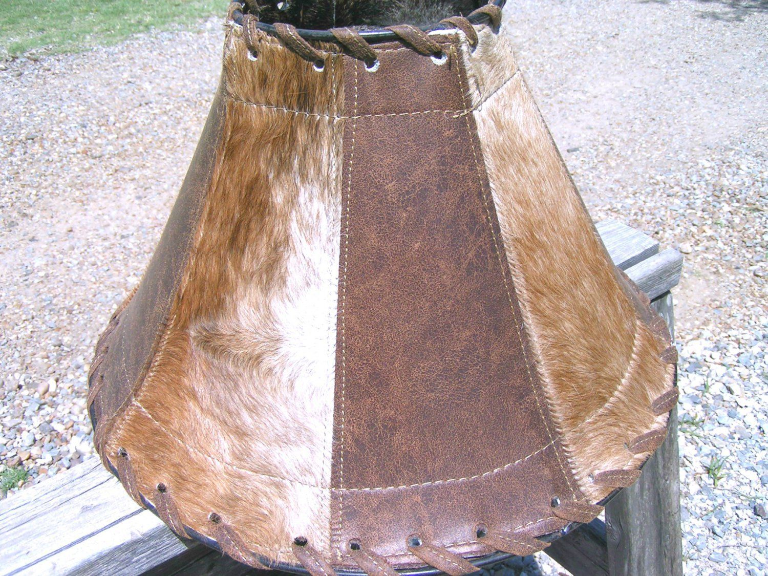 Pin On Rustic Lamp Shade Awesome