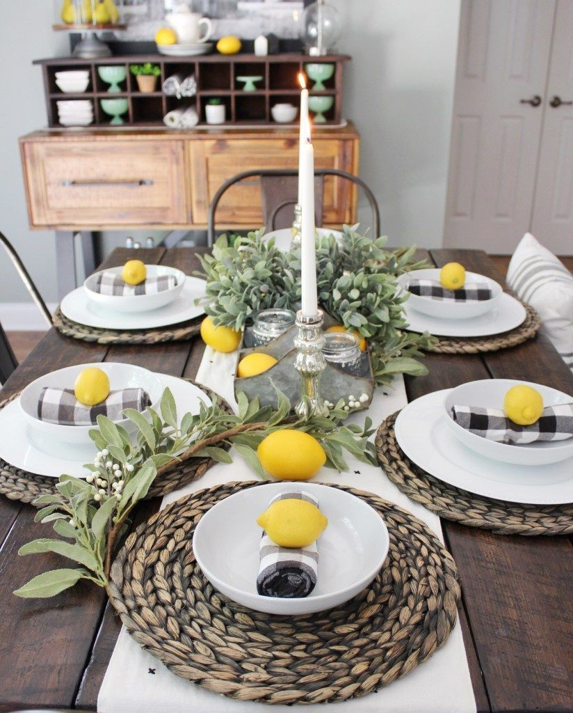33 awesome summer tablescapes design ideas summer