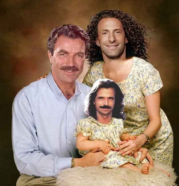 The Yanni Family Tree including Kenny G and Tom Seleck ...