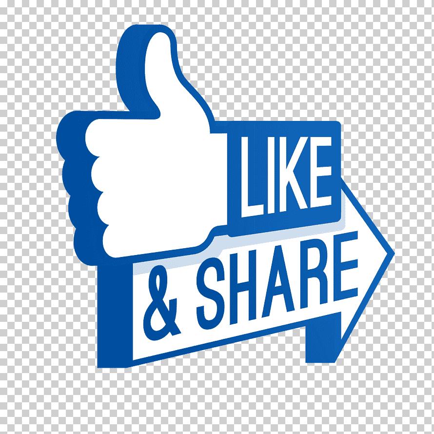 White And Blue Like Share Logo Illustration Like And Share Icons Logos Emojis Tech Companies Png In 2021 Logo Facebook Share Logo Facebook Like Logo