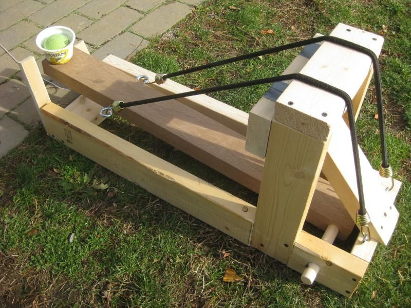 From The Community Stream P This Afternoon We Went Outside To Do A Simple Machines Obstacle Course We Fired Te Simple Machines Catapult Diy Catapult Project