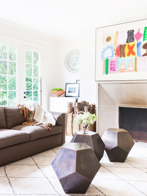 7 Simple Tips to Make Your Living Room Look Luxe Living rooms - Simple Living Room Designs