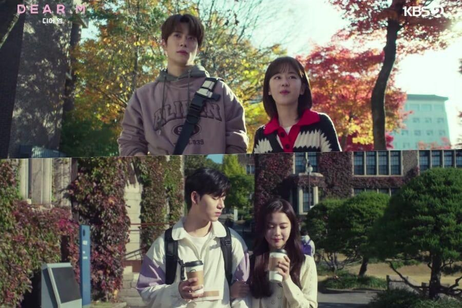 "Watch: NCT's Jaehyun, Park Hye Soo, Noh Jung Ui, And Bae Hyun Sung Get Excited Over A Mysterious Confession In ""Dear.M"""