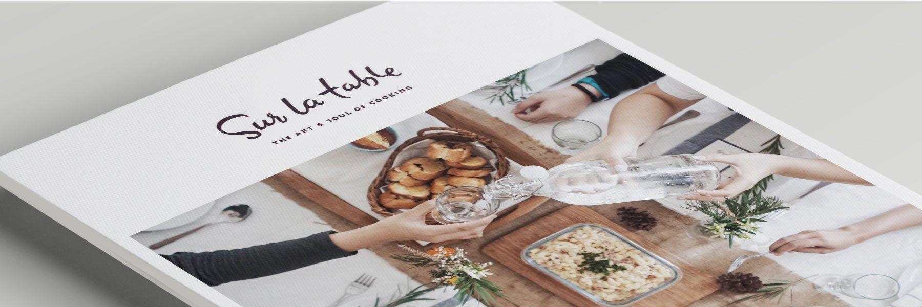 Rebranding Sur La Table A Behind the Scenes Look