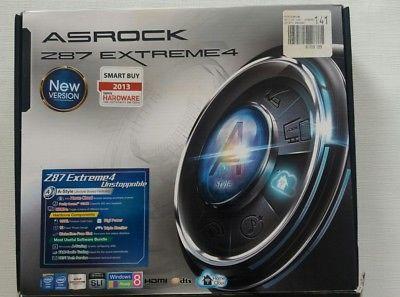 ASRock Z87 Extreme4 LGA 1150 Intel Z87 HDMI SATA 6Gb/s USB