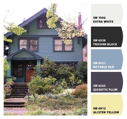 House Exterior Color