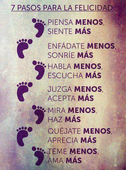 7 Simples Pasos Refranes Españoles Frases Positivas Y