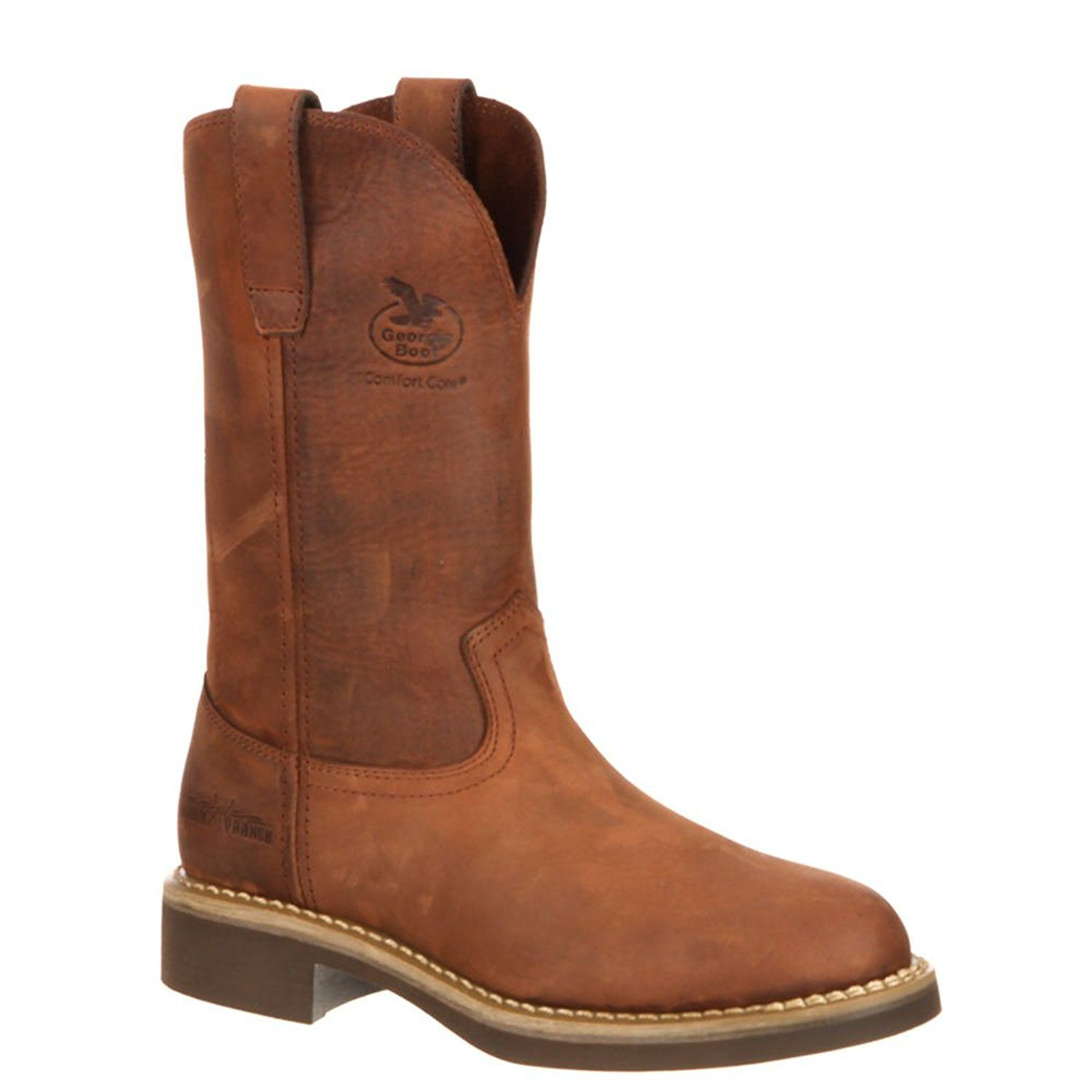 a800c66d65a Georgia Women's Carbo-Tec Pull On Leather Boots ** See this awesome ...