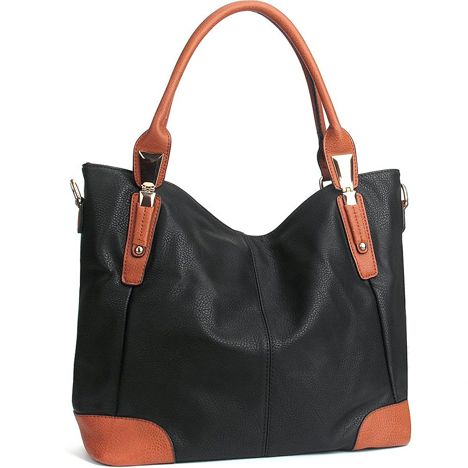 b7ad78cdfe JOYSON Women Handbags Tote Hobo Handbags Women Shoulder Bags PU Leather  Large Capacity Bags    Learn more by visiting the image link.