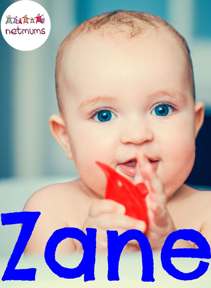 Baby names beginning with the letter 'Z' | Baby names, Boy ...