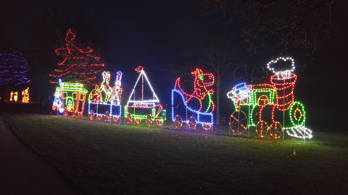 Drive Thru Christmas Lights.You Will Love This Dreamy Ride Through One Of The Best Drive