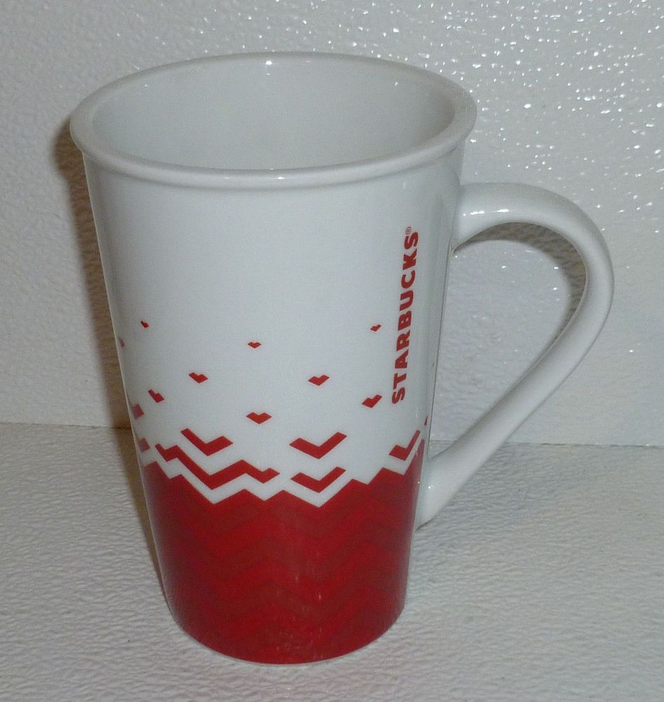 Www.jaedasplaythings.com Starbucks Coffee Mug Cup Red