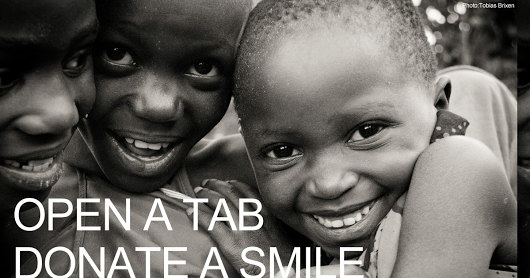 Join me on Tab for a Cause!