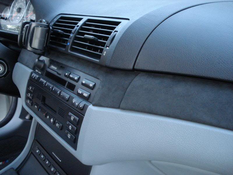 Alcantara Upgraded Interior Bmw Compact