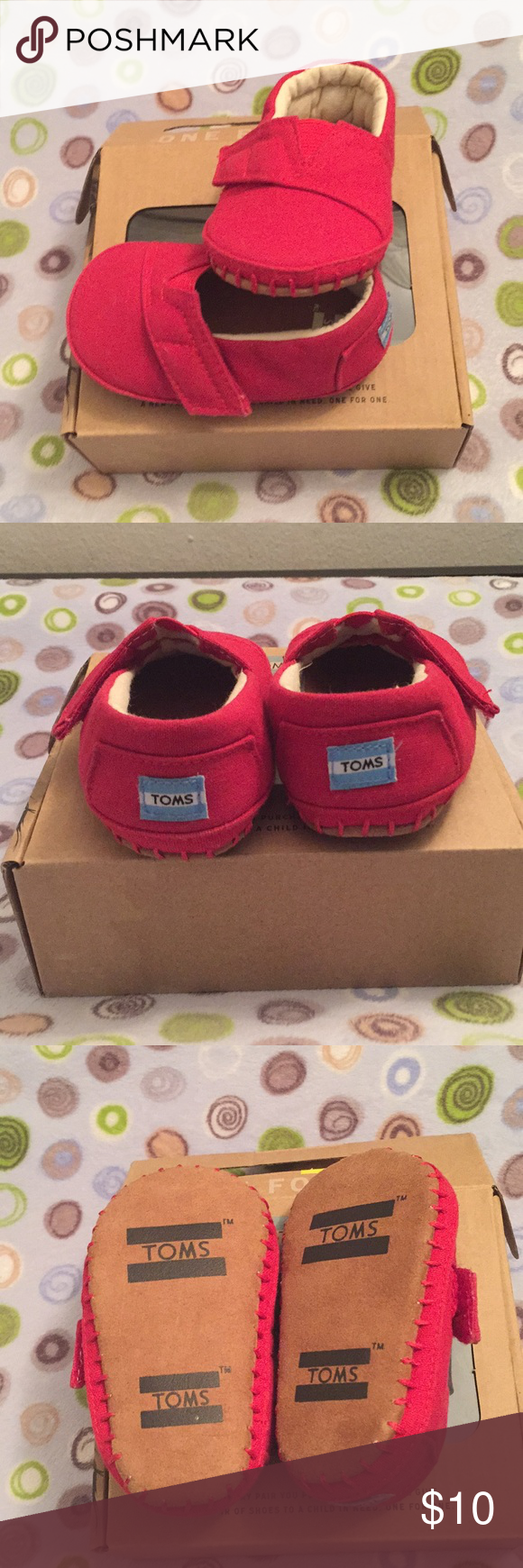 Toms Baby Shoes My Posh Closet Pinterest Shoes Baby Shoes And