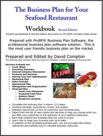 The Business Plan for Your Seafood Restaurant Sushi Pinterest - food truck business plan