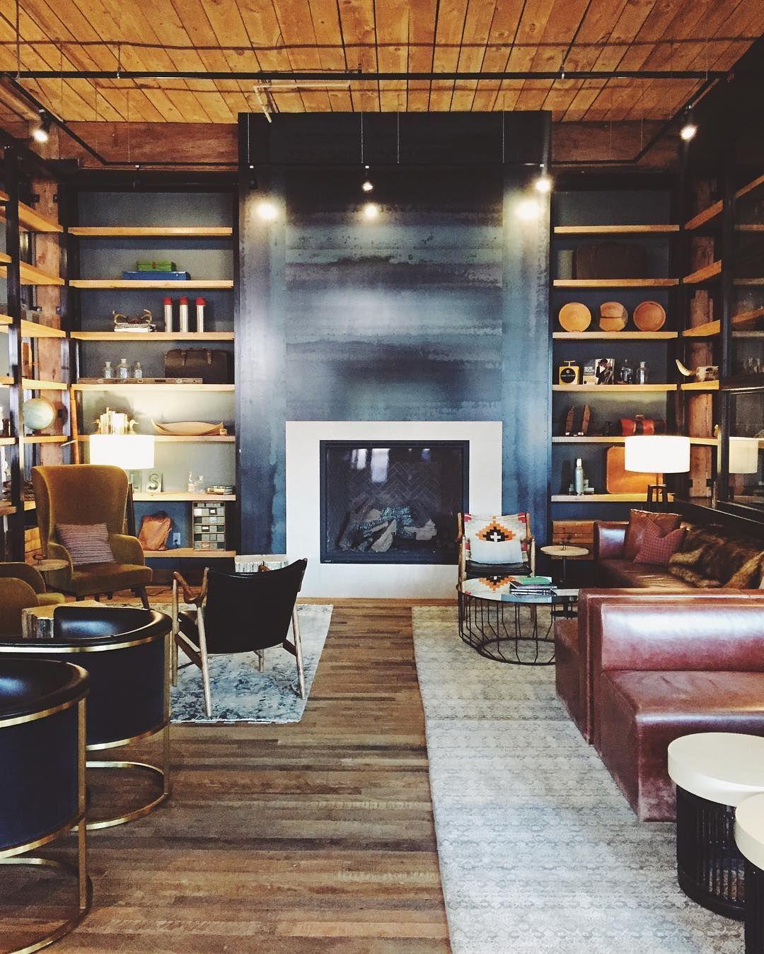 Hewing Hotel Minneapolis Emily Katz Emily Katz Spaces