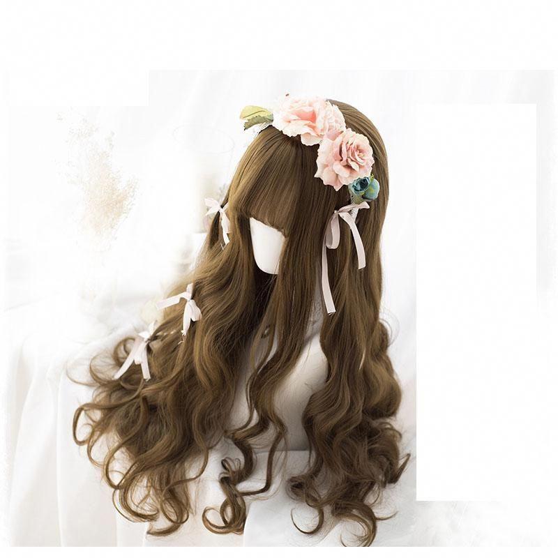 65cm Curly Cos Wig – YihFoo Use code