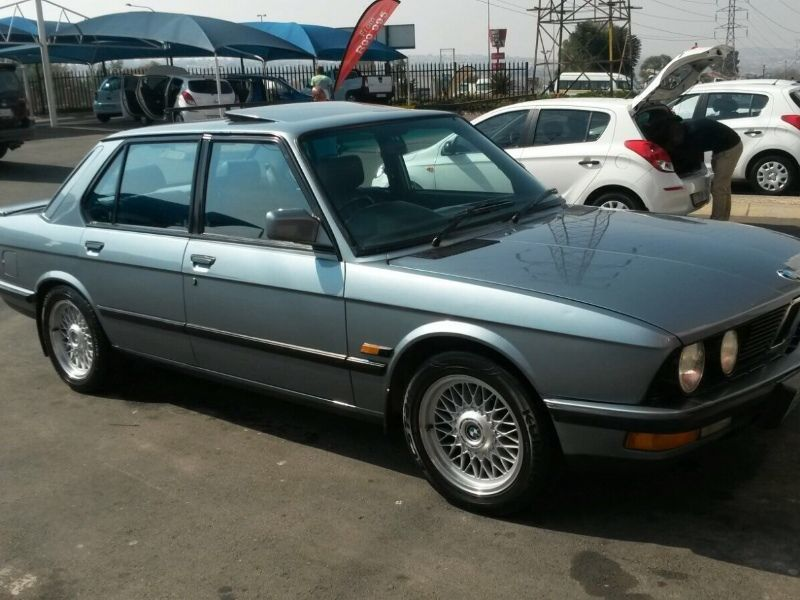1988 BMW M5 Sedan   Vereeniging   Gumtree South Africa   159865991 ...