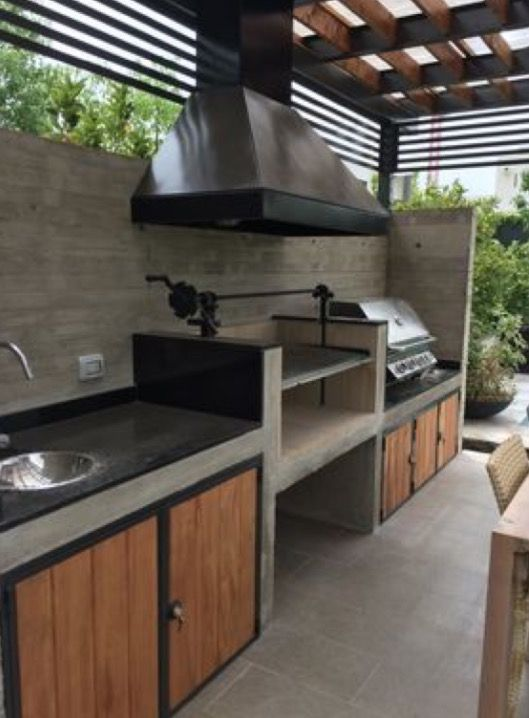 Best Charcoal Grill Smoker Combo That You Can Buy Under 300 Outdoor Kitchen Design Outdoor Kitchen Outdoor Kitchen Bars