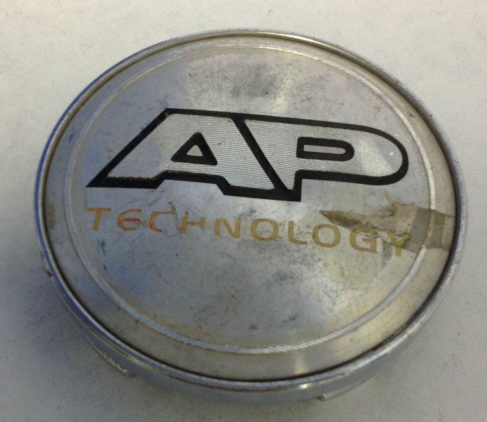 "AP Aftermarket Machine Wheel Center Cap E030 2.125"" Inner"