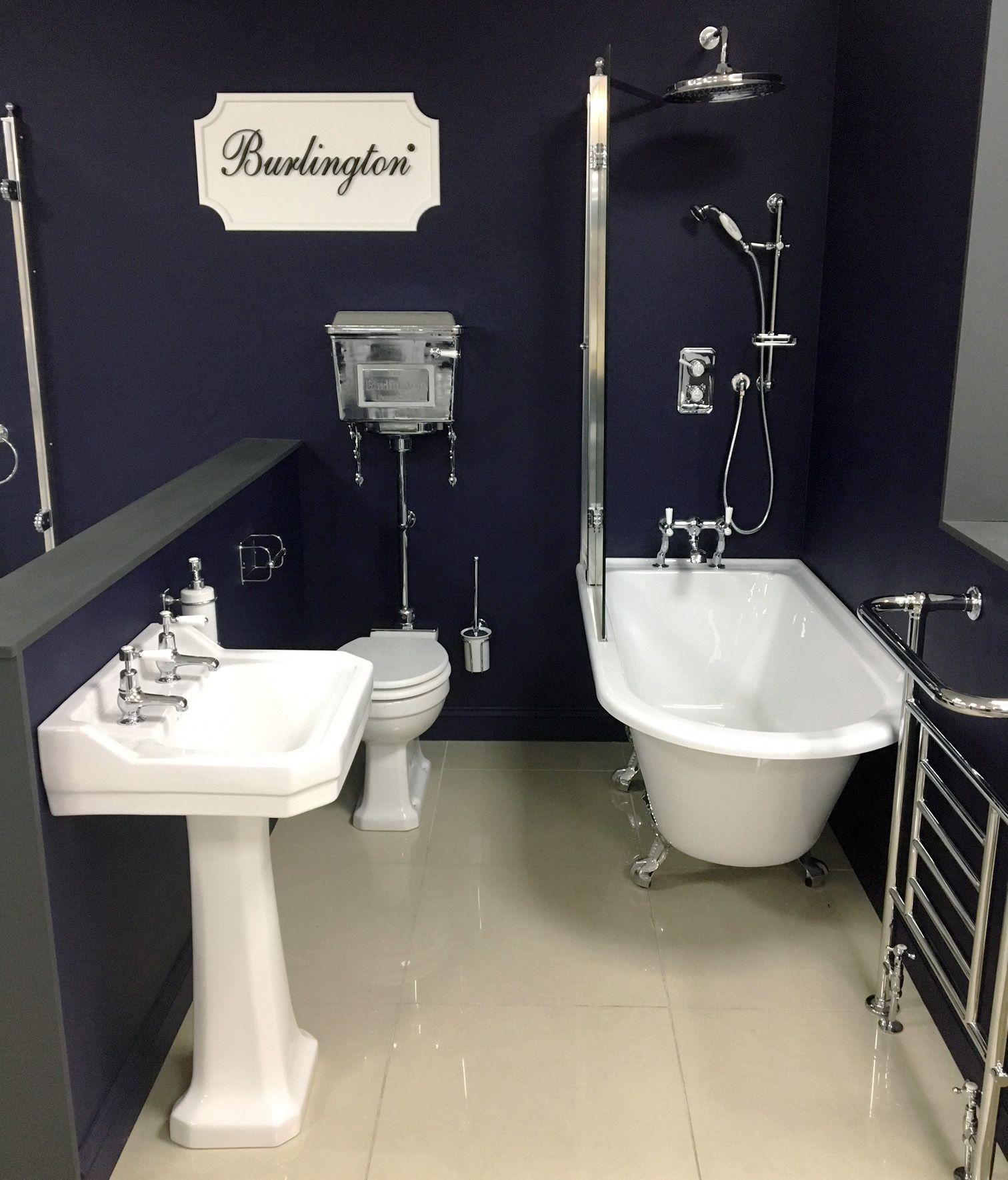 Badezimmer We Have Some Lovely New Burlington Displays On At Our North Shields Stockton Bathroom Interior Design Luxury Interior Design Small Bathroom Decor