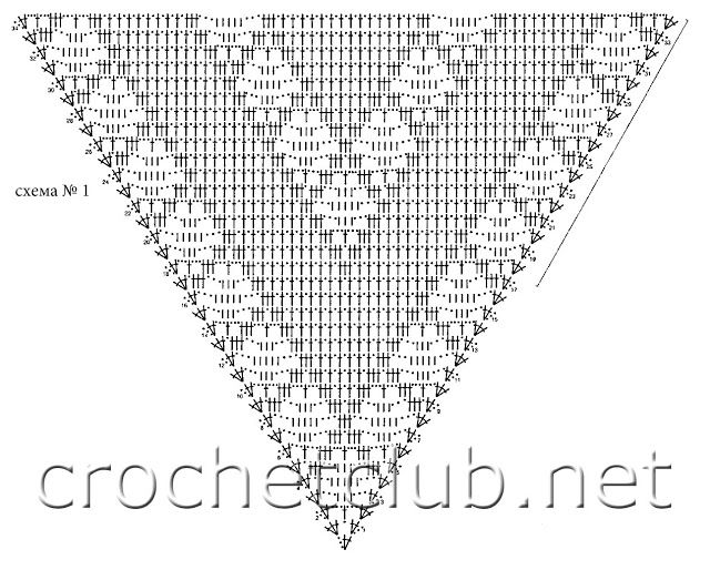 CARAMELO DE CROCHET: bufanda | chusty | Pinterest | Crochet bufanda ...