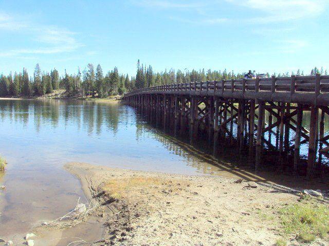 Fishing Bridge Yellowstone National Park, WY