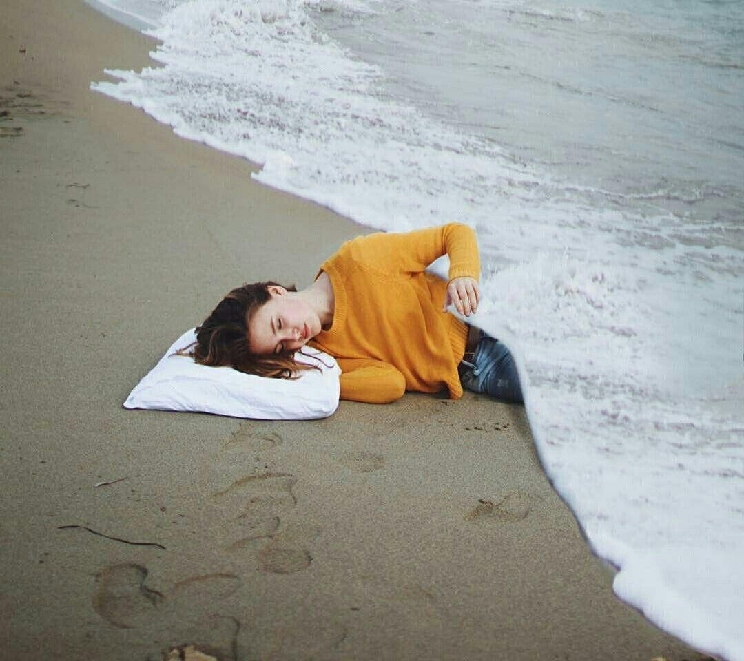 E tu dormi ... e tu sogni  .... 🌞🍹🌴🌊🌄😍❤