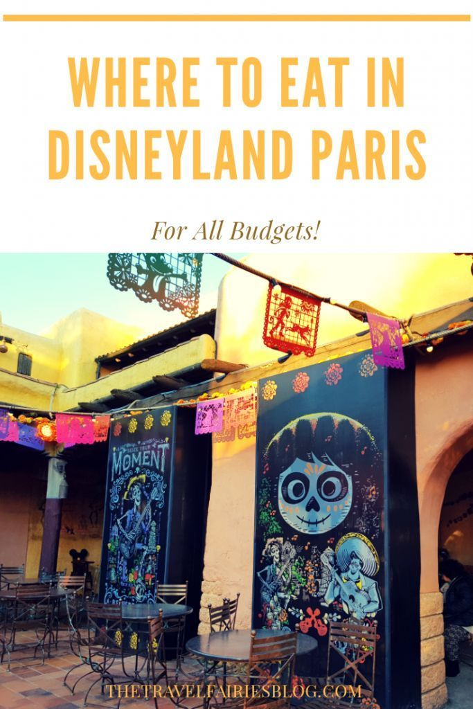 Disneyland Paris Restaurants Where to Eat for Every